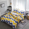 Disperse Print China Manufacture Bedding Duvet Cover Bed Sheet