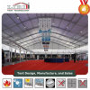 40m Big Exhibition Tent / Ms Steel Tent /Rade Fair Tents for Canton Fair