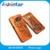Customized Eco-Friendly Wooden Phone Cases Hard Back Cover Wood Phone Case for Samsung