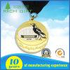 Gold Plated Fine Cheap Metal Souvenir Custom Medals