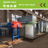 waste water treatment system of cleaning production line