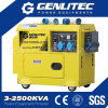 5kVA Portable Silent Diesel Generator Set with ATS