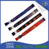 Customized Fabric Wristband Festival Woven Wristbands for Promotion