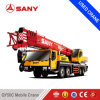 Sany Qy50 50 Tons 2011 Year Used Second Hand Hydraulic Mounted Crane with Euro III