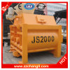 CE Certified Js2000 Concrete Mixer for Sale
