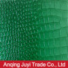 Customized Fashion Embossed Mirror Grain PU Artificial Leather