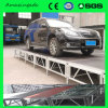 Glass Stage/Mobile Stage/Aluminum Stage/Movable Stage/Folding Stage/Event Stage/Stage Equipment/Wedding Stage/Steel Stage