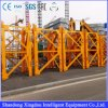 Mast Section Tower Crane Spare Parts Qtz Customized
