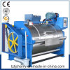 Horizontal Commercial Laundry Washing Machine Industrial Washing Cleaning Machine Belly Type Washer Machine From 15kg to 400kg Capacity