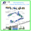 Pet Bottle Flakes Washing Cleaning and Recycling Line