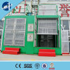Sc200/200 2ton Double/Single Cages Construction Hoist