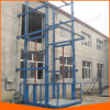 Guide Rail Goods Handling Lift Table
