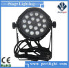 Outdoor LED PAR Can 18X10W RGBW Stage Light Equipment