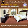 Customized Made Wooden King Size Fabric Headboard Double Beds Hotel Furniture for Gulf Area