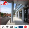 Aluminum Facing Sheet 3mm 4mm Interior Decoration Design ACP Sheet