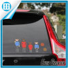 UV Resistant Waterproof Car Window Sticker Factory Directly