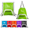 Drawstring Logo Bags for Promotion