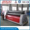 W12S-12X2500 four roller hydraulic rolling machine/plate bending machine