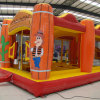 Inflatable Trampoline for Display (CL-030)