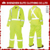 En471 Oil Field Fire Retardant Fluorescent Coveralls (ELTCVJ-70)