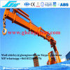 Telescopic Knuckle Boom Marine Deck Crane 18t