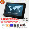 "Top Sale 5.0"" Car Truck Marine GPS Navigation with Wince 6.0 GPS Tracking Navigation System, FM, Bluetooth, AV-in Rear Camera, GPS Navigator Sat Nav, TV"