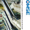 Safe & Comfortable Commercial Escalators