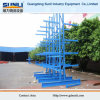 Multi Layers Arm Support Long Van Metal Industrial Shelves Rack