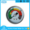 50mm Stainless Steel Case Back Thread Type Liquid Filled Pressure Gauge