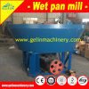 1200 Pan Grinding Mill for Separating Gold, Iron, Zinc, Lead Ore