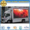 JAC LED Advertising Truck 4X2 P6 P8 Colorful Screen Display Vehicle