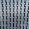 Perforated Metal Sheet with Oblong Hole