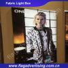 Hotsale Single or Double Side Dye Sublimation Fabric LED Lighting Box