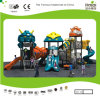 Kaiqi Medium Sized Cool Robot Themed Children′s Playground (KQ20068A)
