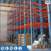Heavy Duty Pallet Warehouse Storage Racking with Drive-in Shelving