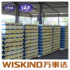 Soundproof Preforated Rock Wool Sandwich Panel