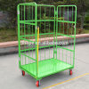 Steel Base Roll Container Storage Container