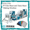 PP Film Sheet and Thick Sheet Making Machine