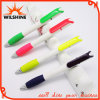 Plastic Ball Pen with Highlighter for Promotion (BP0212)