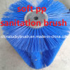 Soft Blue Colour PP Road Sweeper Brush (YY-324)
