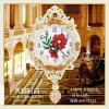 European Creative Wall Clocks Hot Sale Luxury Diamond Clock Wall Clock for Home Wall Decor (AS009)