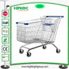 Supermarket Shopping Trolley Cart with Baby Seat