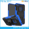 Hybrid Kickstand Phone Case for Huawei P8/P9 Lite 2017