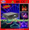 2.5W RGB DMX Animation Laser Lighting