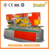 Hydraulic Iron Worker Machine Q35y 12 High Precision Kingball Manufacturer