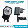 High Voltage Power Supply Variable AC DC Adapter with CE RoHS UL FCC C-Tick SAA Beab GS