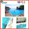 Swimming Pool Stainless Steel Double Safety Step Ladders