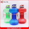 1.5L dumbbell shape shaker bottle gym fitness sport water bottle (KL-8051)