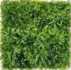 Artificial Boxwood Hedge Vertical Garden Green Wall for Interior Exterior Landscaping Decoration