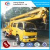New Truck Mounted Aerial Work Platform 9-14m High Lifting Platform Truck